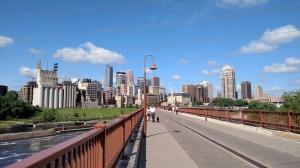 Minneapolis- Skyline