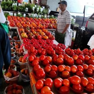 Mpls. Farmers Market Tomatoes