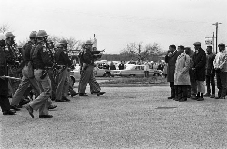 """On the eve of MLK, Jr. Day, Trump targeted legendary civil rights icon John Lewis for his latest Twitter rant after Lewis, in an interview, questioned the legitimacy of Trump's election for all the very public reasons that do, in fact, call it into question. Trump, of course, made it personal, saying Lewis' district was """"crime infested"""" and that Lewis himself was """"all talk, no action."""" The facts beg to differ."""